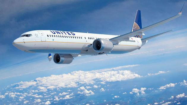 United 737 Max9