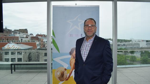 Joseph Adamo, président Transat Distribution Canada