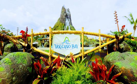 Universal, Orlando, Volcano Bay, Theme Park