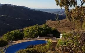 Pool at Cortijo el Carligto
