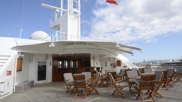 Windstar Cruises - Star Bar