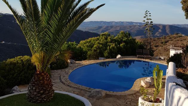 Pool at Cortijo el Carligto