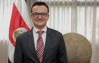 Gustavo Segura Sancho, Costa Rica Tourism Minister