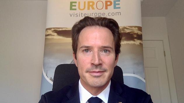 Pascal Prinz, Director Canada, Switzerland Tourism