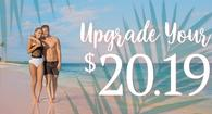 Upgrade your $20.19 with AMResorts