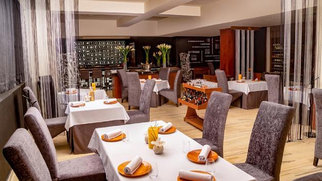 Grand Oasis Palm Careyes Restaurant