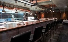 The chef's table at Brooklyn Fare
