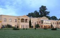 Wyndham Garden hotel in Lujan, Argentina