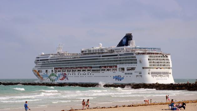 Norwegian Pearl, cruise, ship
