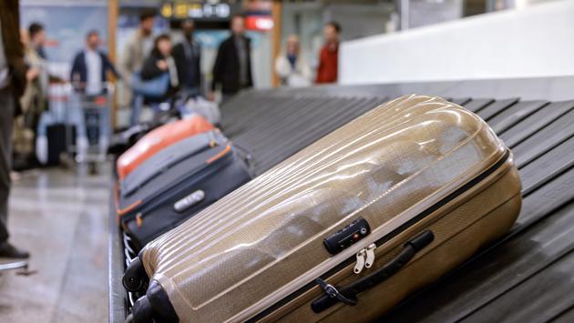 airport, baggage, claim