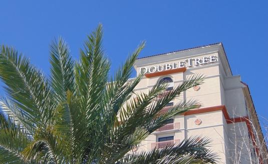 Exterior view of DoubleTree by Hilton Hotel Orlando at SeaWorld