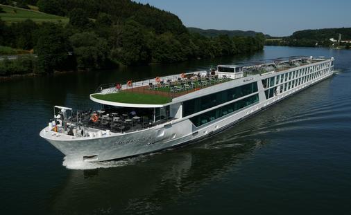 Emerald Waterways' Star-Ship Emerald Sun