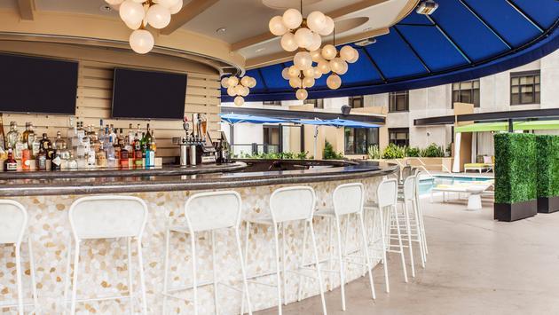 Upper East Bar at Kimpton Hotel Palomar San Diego