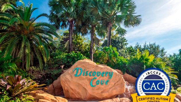 autism, discovery cove, theme park