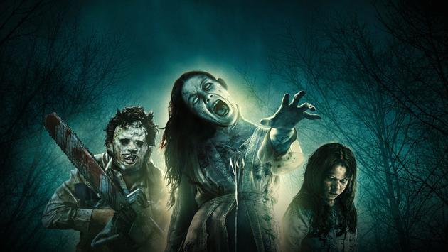 Universal Hollywood's Halloween Horror Nights.