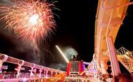 Fireworks, Disney Cruise LIne