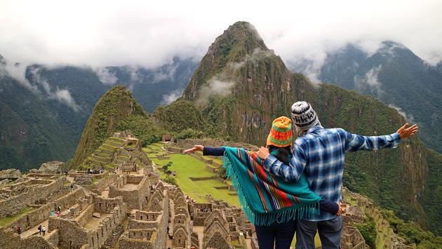 PHOTO: Peru, Archaeological site, UNESCO World Heritage (photo via lovelypeace / iStock / Getty Images Plus)