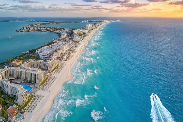 Plans Approved for 3,000 Room Hotel in Cancun