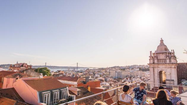 Panorámica de Portugal