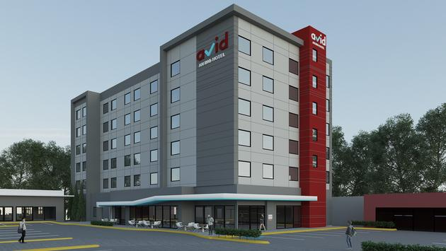 avid hotels upcoming property in Mexico