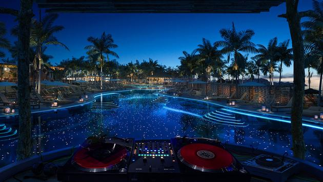 Beach, Club, Bimini