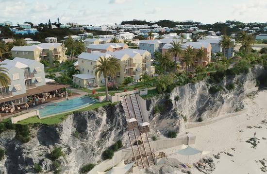 Bermudiana Beach Resort