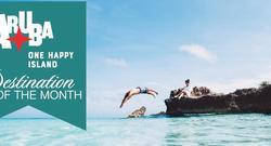 Destination of the Month: Aruba