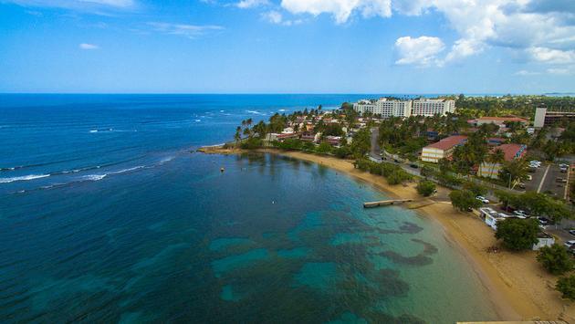 Dorado Beach, Puerto Rico