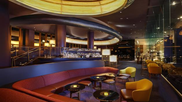 Delano Las Vegas Skyfall Lounge