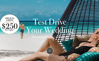 Preview your Wedding at Sandals Resorts