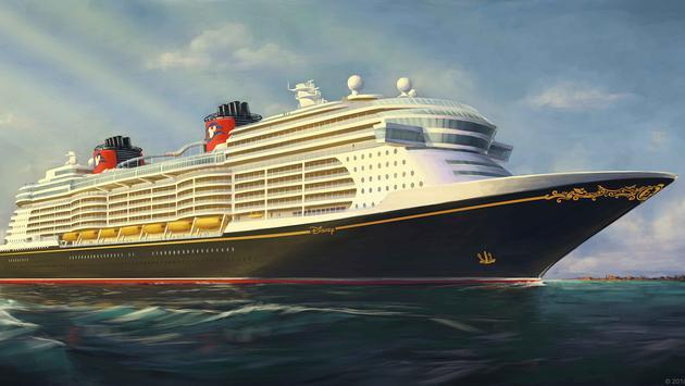 A new era of Disney Cruise Line ships