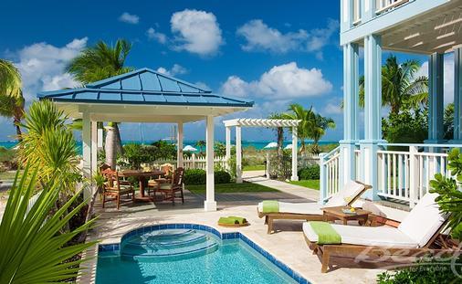 Beaches Turks & Caicos - Beachfront Villa
