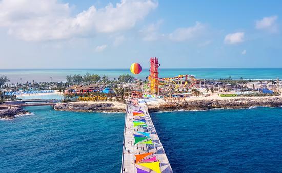 Royal Caribbean International's Perfect Day at CocoCay