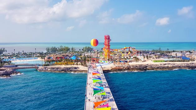 Royal Caribbean International's Perfect Day at CocoCay