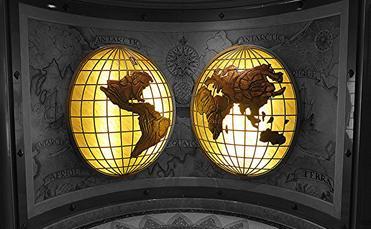 Window into travel agent world