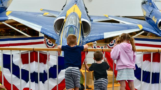 Pensacola, Naval Aviation, Blue Angels, kids