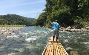 Rafting The Rio Grande Jamaica