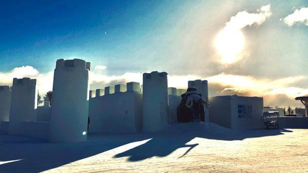 Kemi Ice Castle, Finland