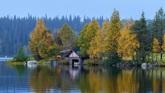 Ruka and Kuusamo, finland