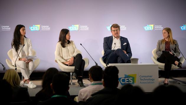 MSC Croisières au CES 2020