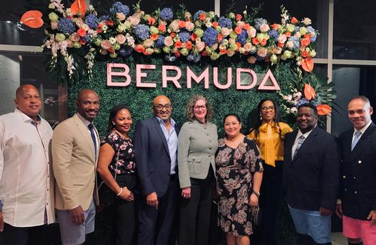 Bermuda Tourism and Partners at Toronto Event