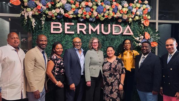 Bermuda Tourism and Partners at Toronto Event