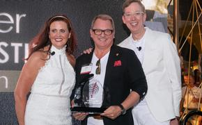 Chris Austin wins Virtuoso award.