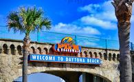 Daytona Beach, Palm Tree, Pier, Boardwalk