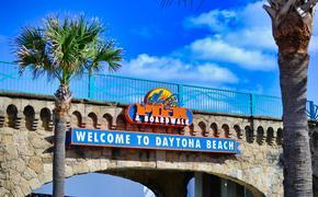 Daytona Beach, Palm Tree, Pier, Boardwalk