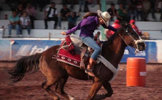 Feria Internacional del Caballo en Texcoco, estado de México. (Foto cortesía del comité organizador de la Feria)