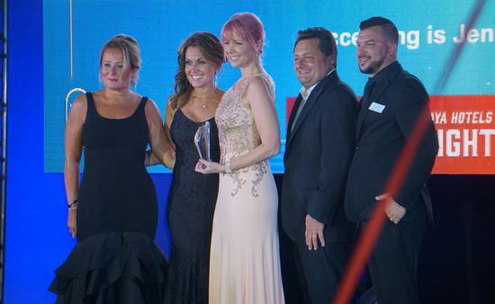 Playa Hotels & Resorts Spotlight Awards