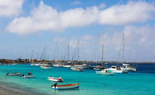 Harbor of Bonaire