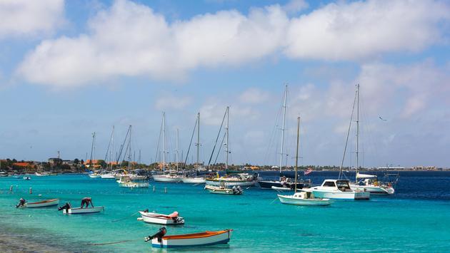 Harbor of Bonaire