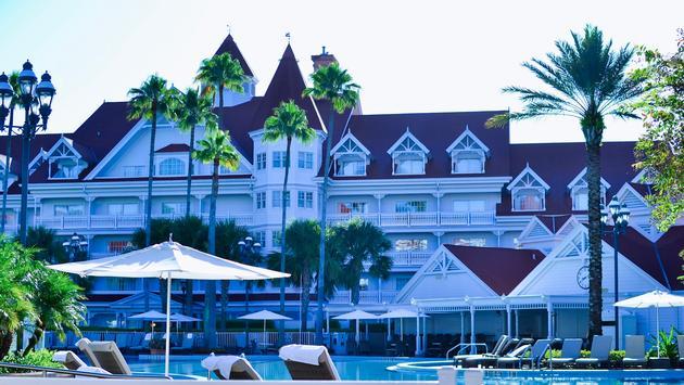 Disney World, Grand Floridian Resort, Florida